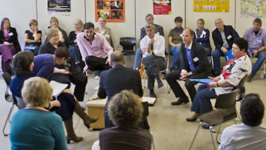 Fishbowl / Foto: J. Affolter